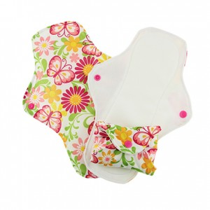 Pink Daisy Stay Dry 3 Pack - Butterflies