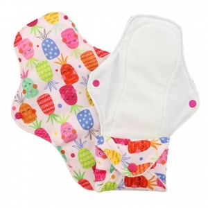 Pink Daisy Stay Dry 3 Pack - Pineapples