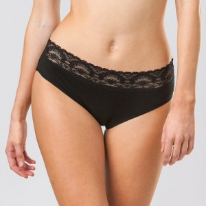 Modibodi Sensual Hi-Waist Bikini - Light/Moderate Absorbency