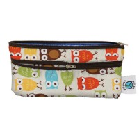 Travel Wet/Dry Bag - Owls