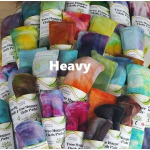 Tree Hugger Cloth Pads - Heavy Day Pads